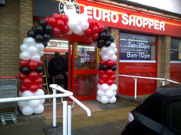 Euroshopper Entrance