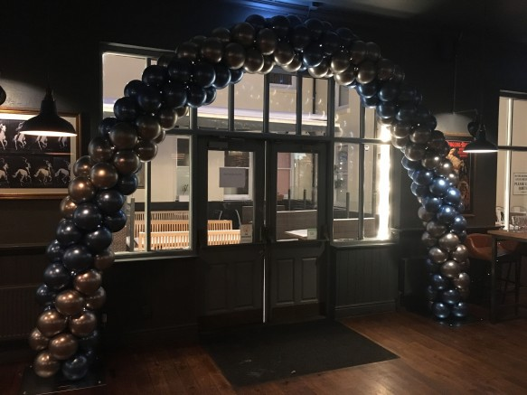 Aeropole. The perfect entrance to any event